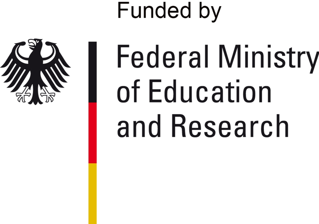 funded by Federal Ministry of Education and Research